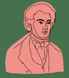Irish physician William Brooke O'Shaughnessy