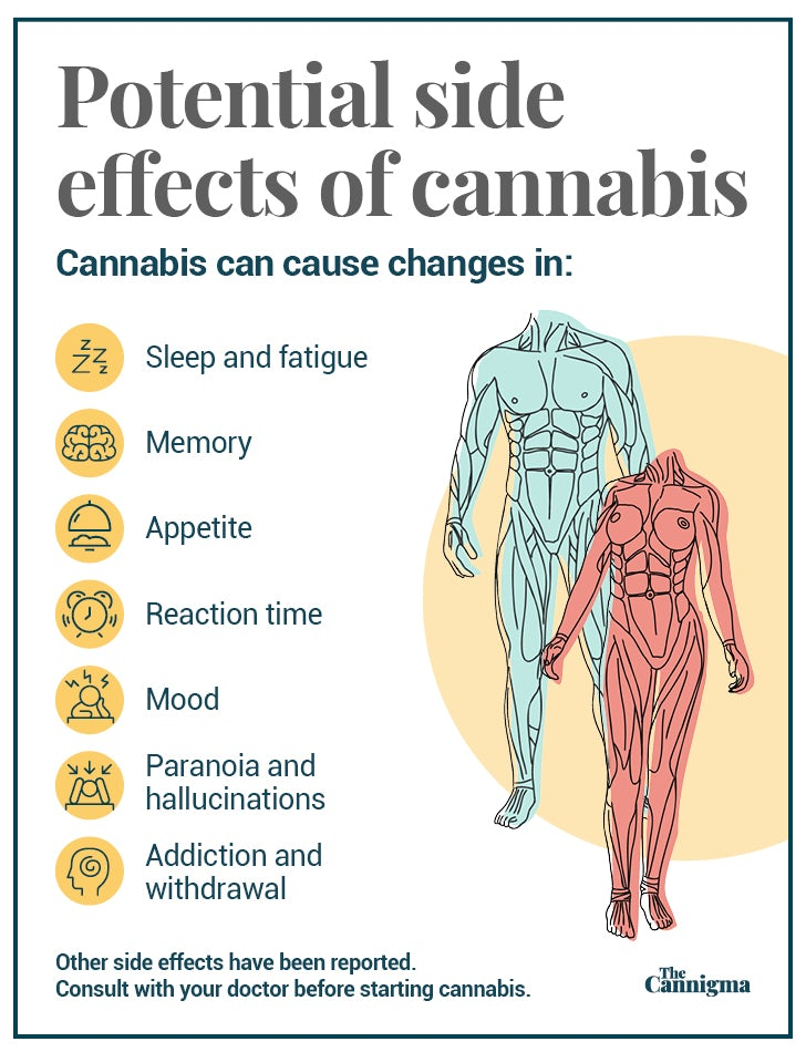 Cannabis Side Effects