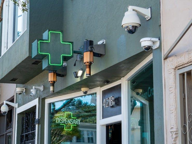 cannabis dispensary in San Franciso
