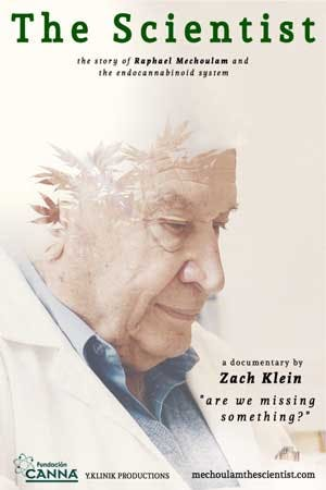 The Scientist Raphael Mechoulam