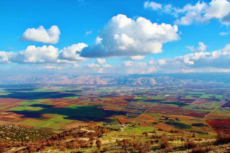 Bekaa Valley Lebanon