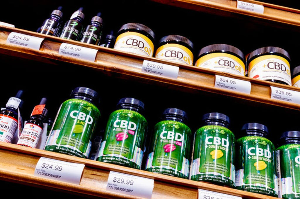 Do CBD products actually have CBD?