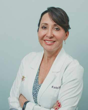 Katherine Golden, RN, of Leaf411