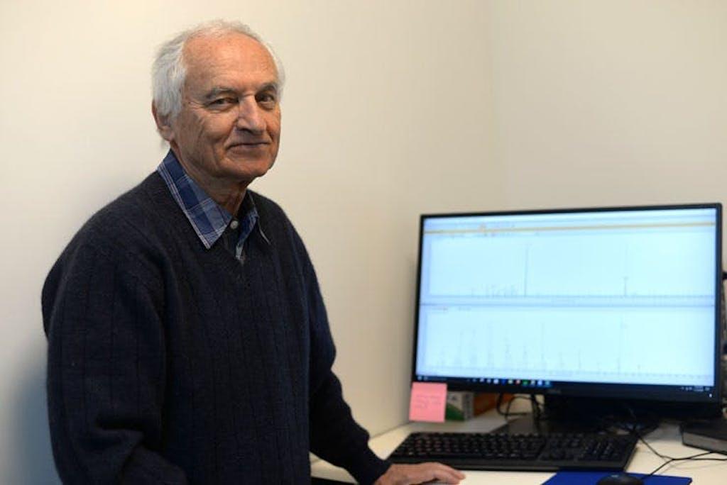 Lumír Hanuš, cientista que descobriu a anandamida.
