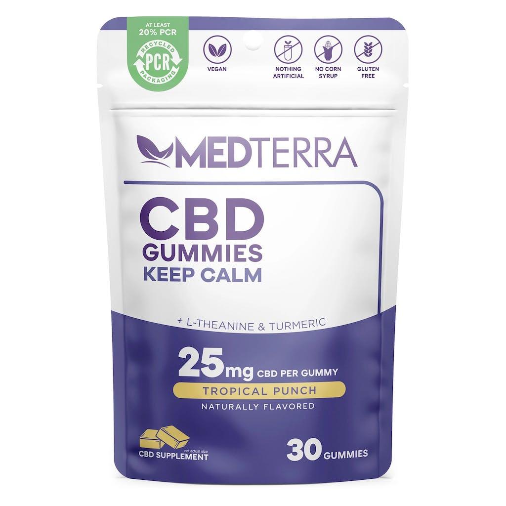 Medterra CBD Calm Gummies