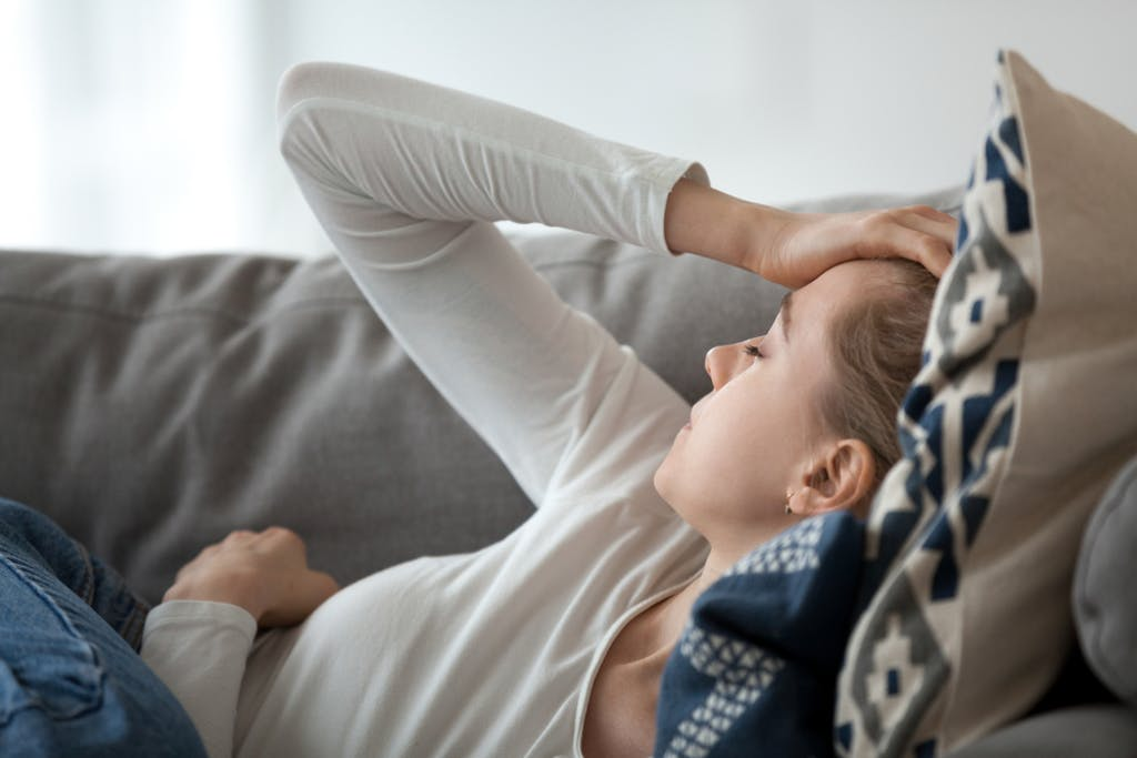 The most common symptom reported by COVID long-haulers is fatigue