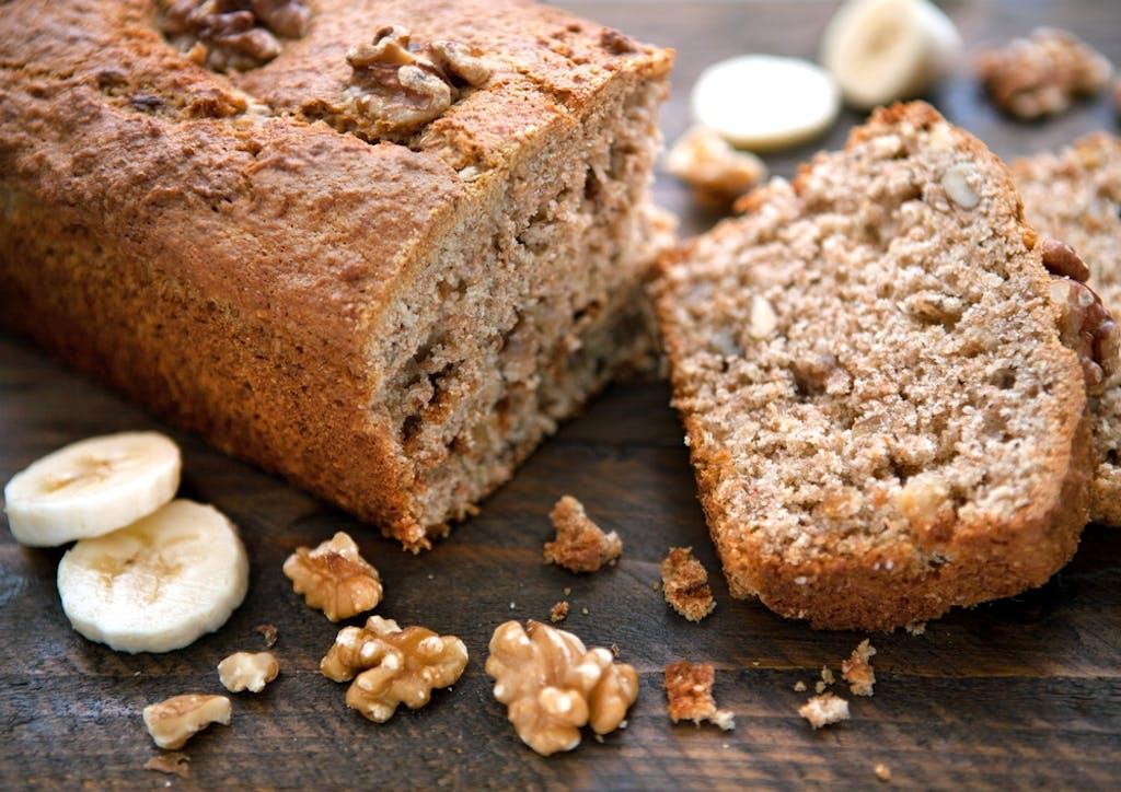 Si no eres cuidadoso, este pan te puede hacer volar como una cáscara de banana. (Shutterstock)